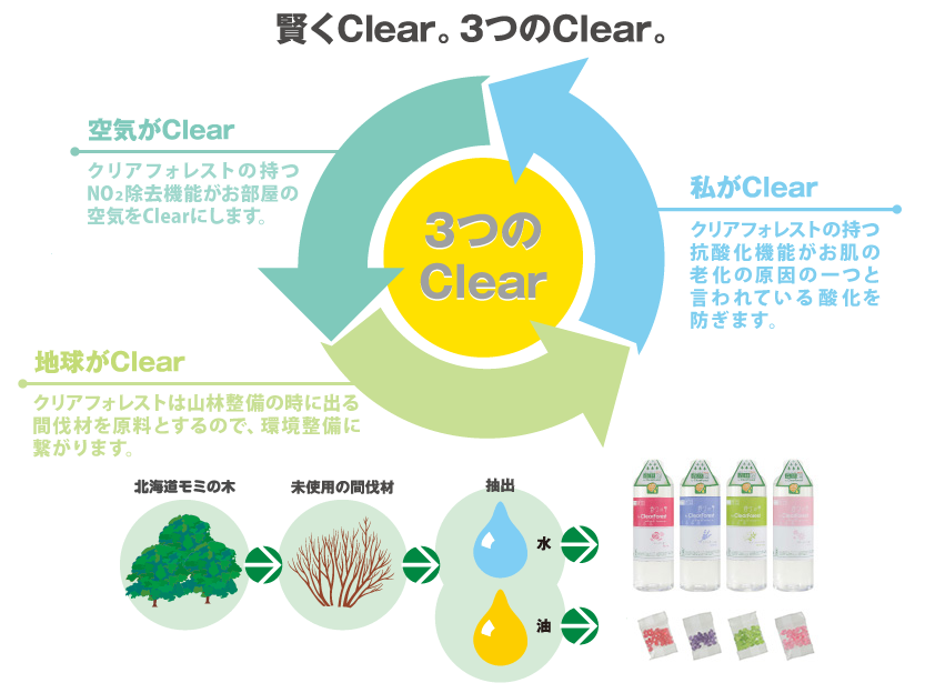 ClearForestイメージ
